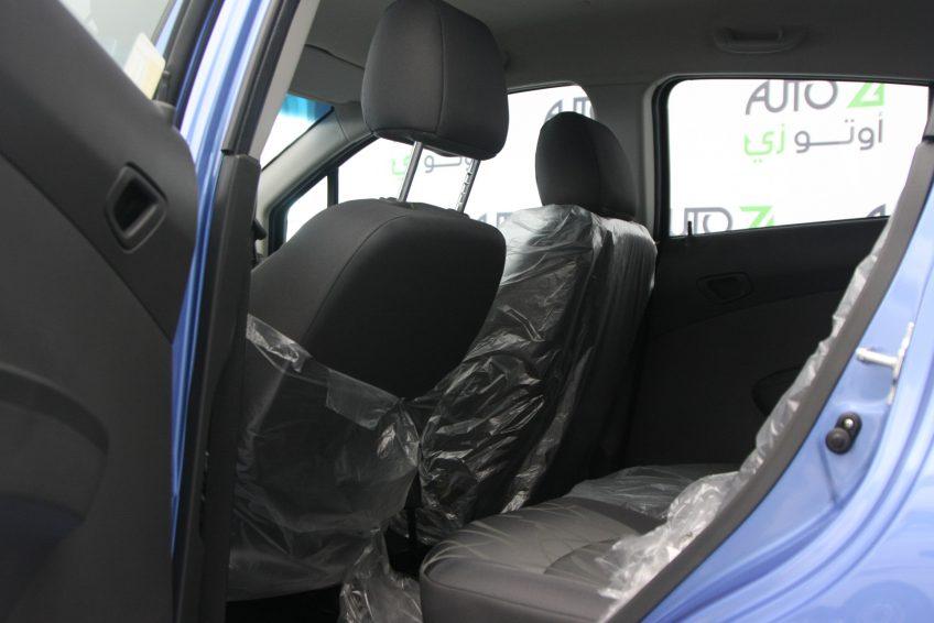 Chevrolet Spark 2015 interior