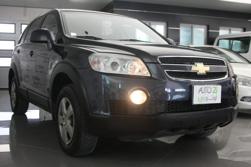 Chevrolet Captiva LS V4 2008 at autoz