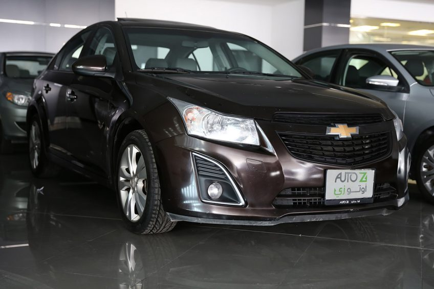 Chevrolet Cruze LT V4 2013 at autoz Qatar