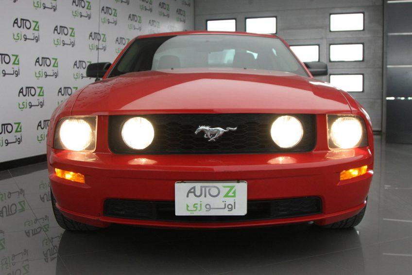 فورد موستانج GT 2009 في اوتو زي قطر