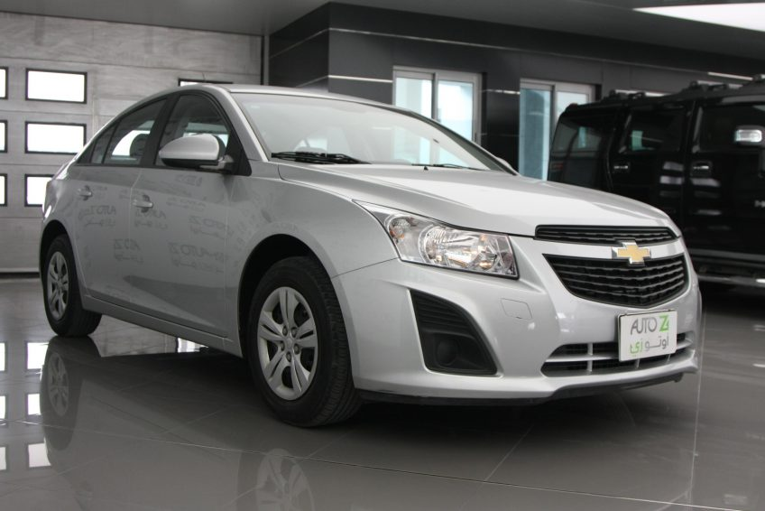 Grey Chevrolet Cruze LS 2013 at autoz