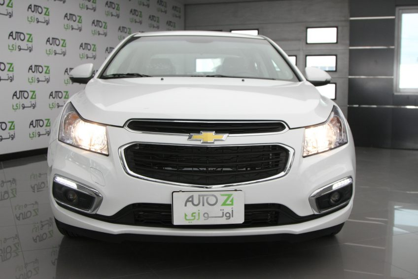 White Chevrolet Cruze LT2 2016 at autoz