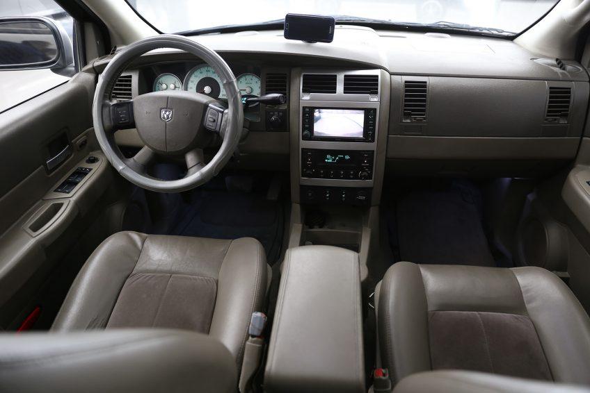 Dodge Durango Limited dashboard