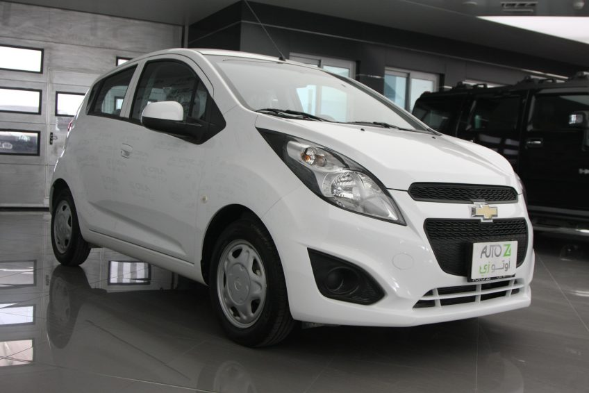 New Chevrolet Spark 2015 at autoz
