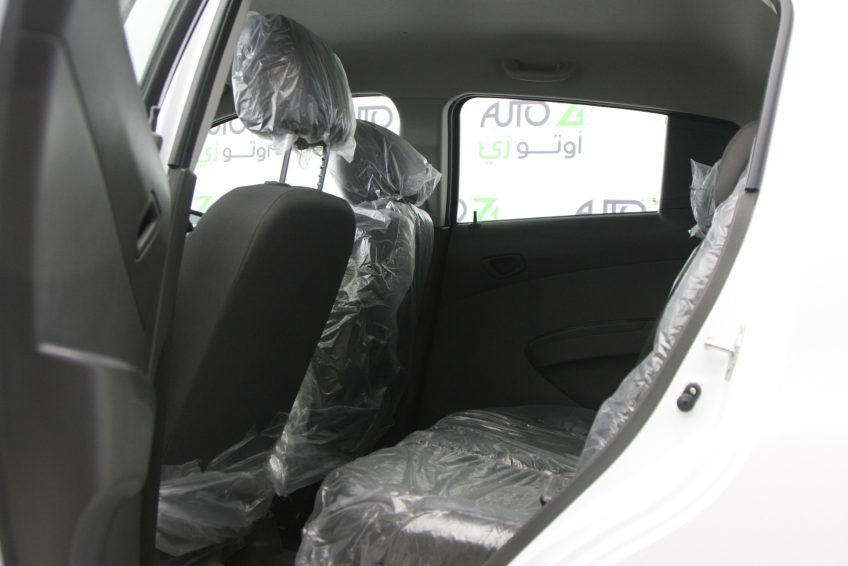 New Chevrolet Spark 2015 at autoz back seats