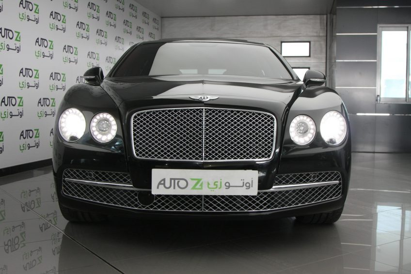 Used Bentley Continental Flying Spur at autoz