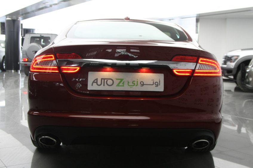 صورة شنطة سيارة جاغوار XF من اوتو زي قطر