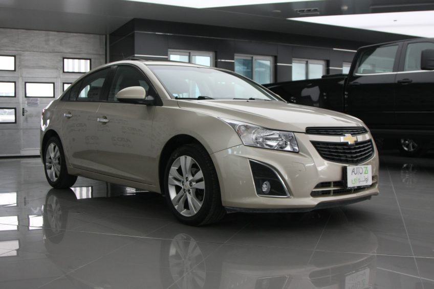Chevrolet Cruze LT 2013 at autoz qatar