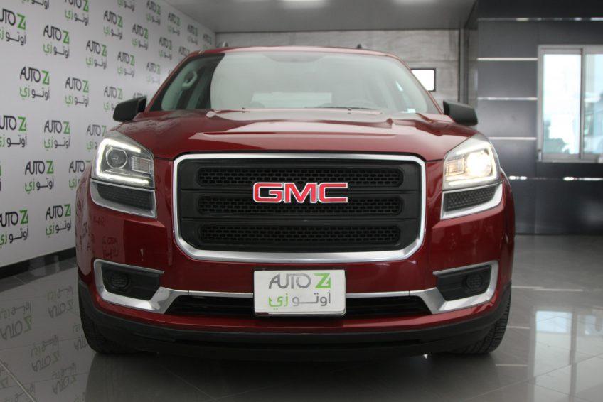 جي ام سي اكاديا حمراء مستعملة في اوتو زي قطر