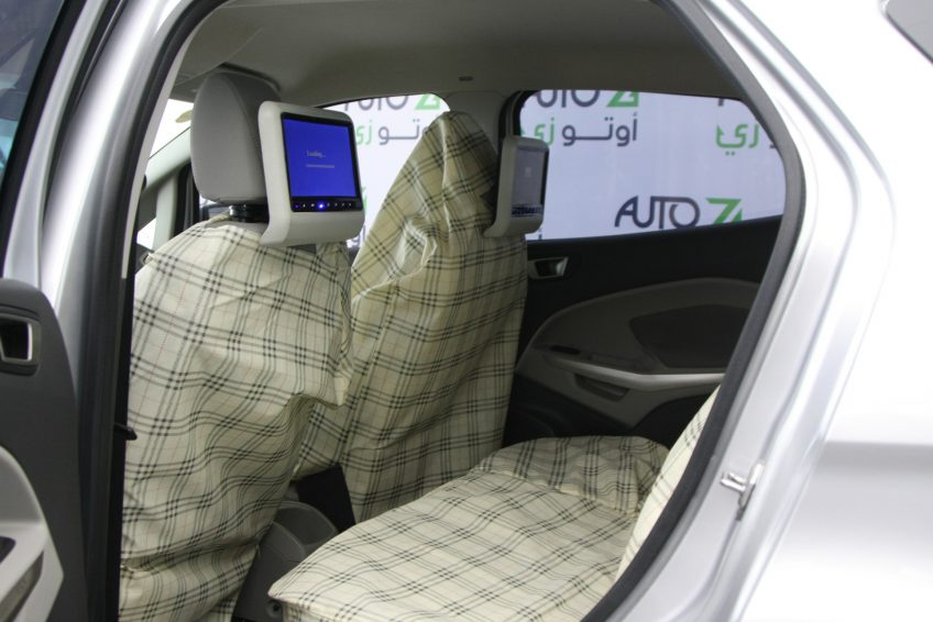 Used Ford Eco Sport interior
