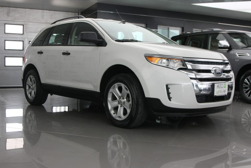 used white ford edge autoz used cars in doha qatar. Black Bedroom Furniture Sets. Home Design Ideas