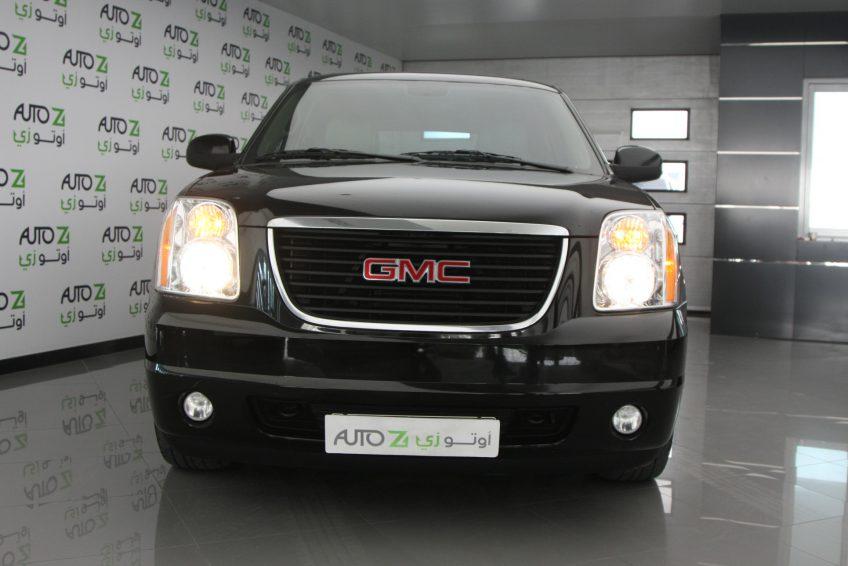 جي ام سي يوكون مستعملة سوداء في اوتو زي قطر