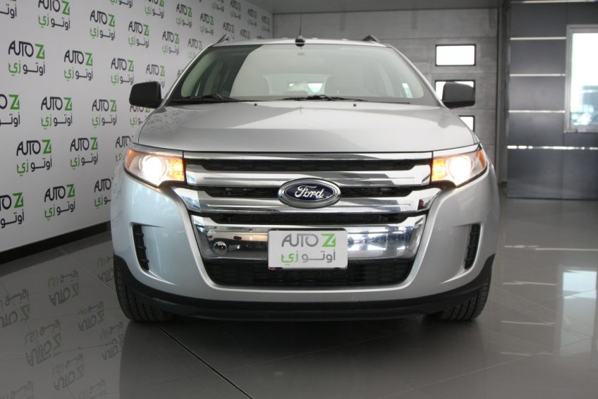 New Grey Ford Edge at autoz Qatar