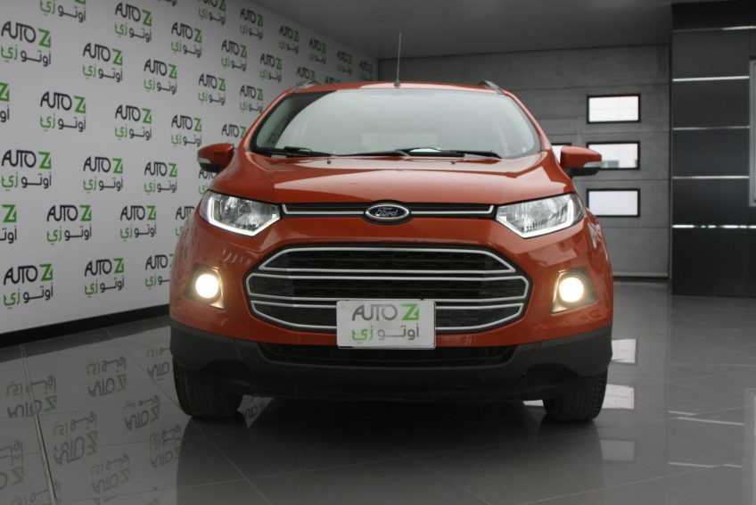 Used Ford Eco Sport at autoz Qatar