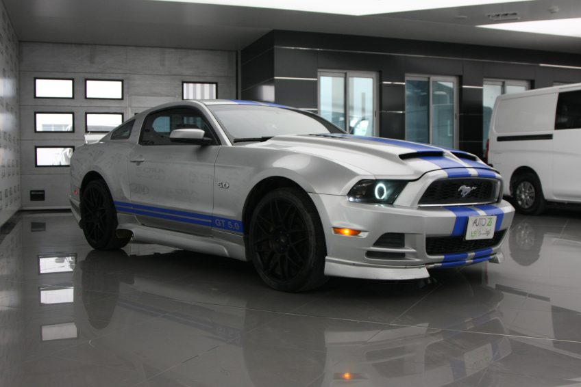 Used Ford Mustang GT V8 at autoz Qatar