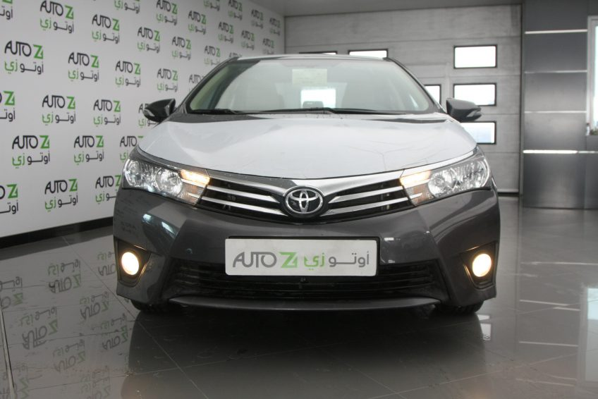 Toyota Corolla GLI • | Autoz Qatar