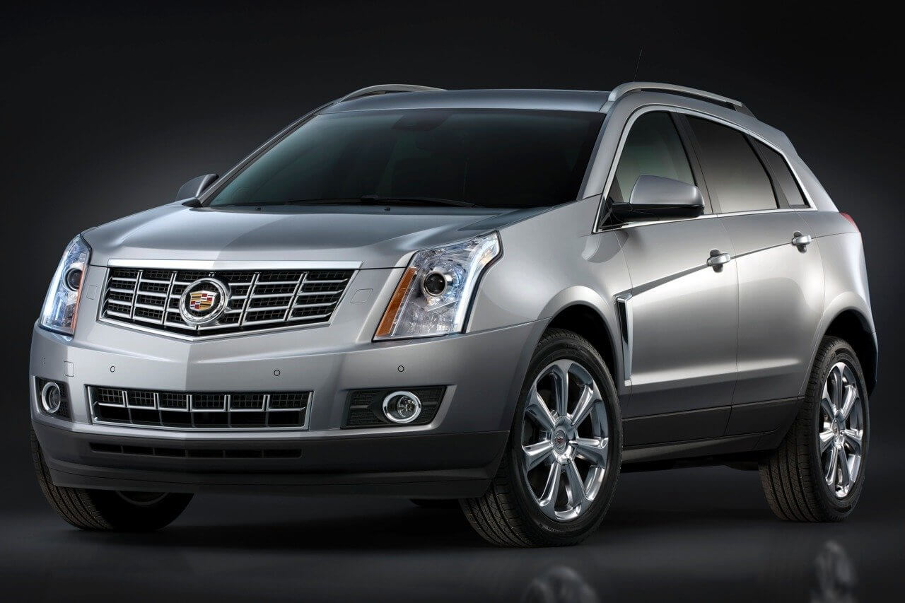 cadillac srx 2014 review