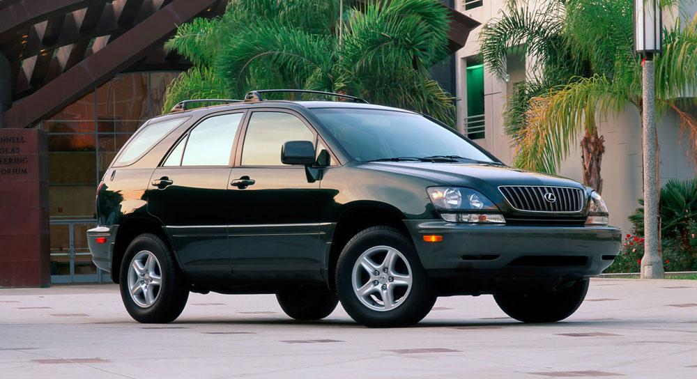 سيارة ليكزس ار اس 300 موديل 1999