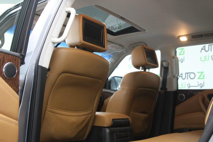 Nissan Patrol Platinum GreY
