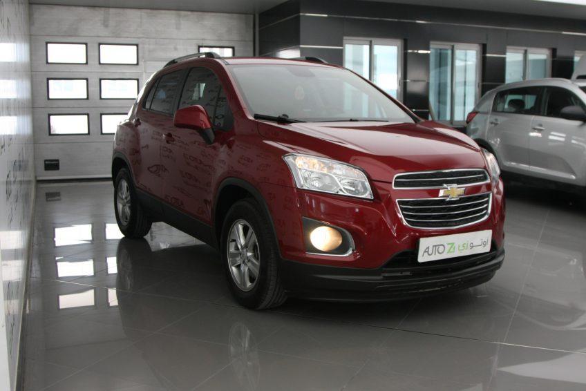 2016 Chevrolet Trax Lt Red Color Autoz Qatar