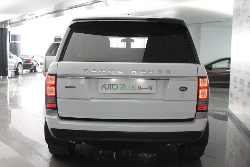 2015 Range Rover Vogue Autobiography • | Autoz Qatar