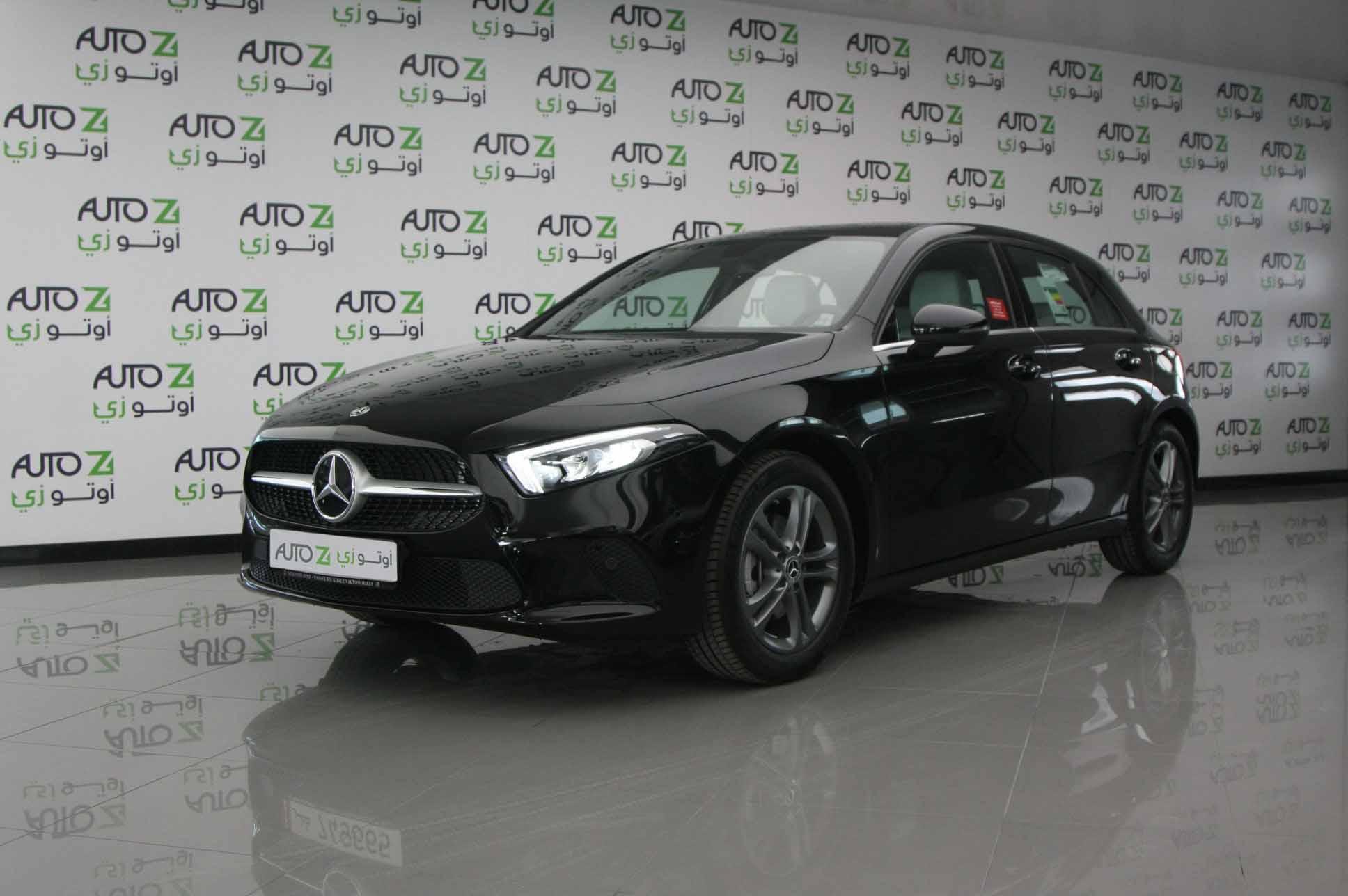 2018 Mercedes-Benz A-Class 200