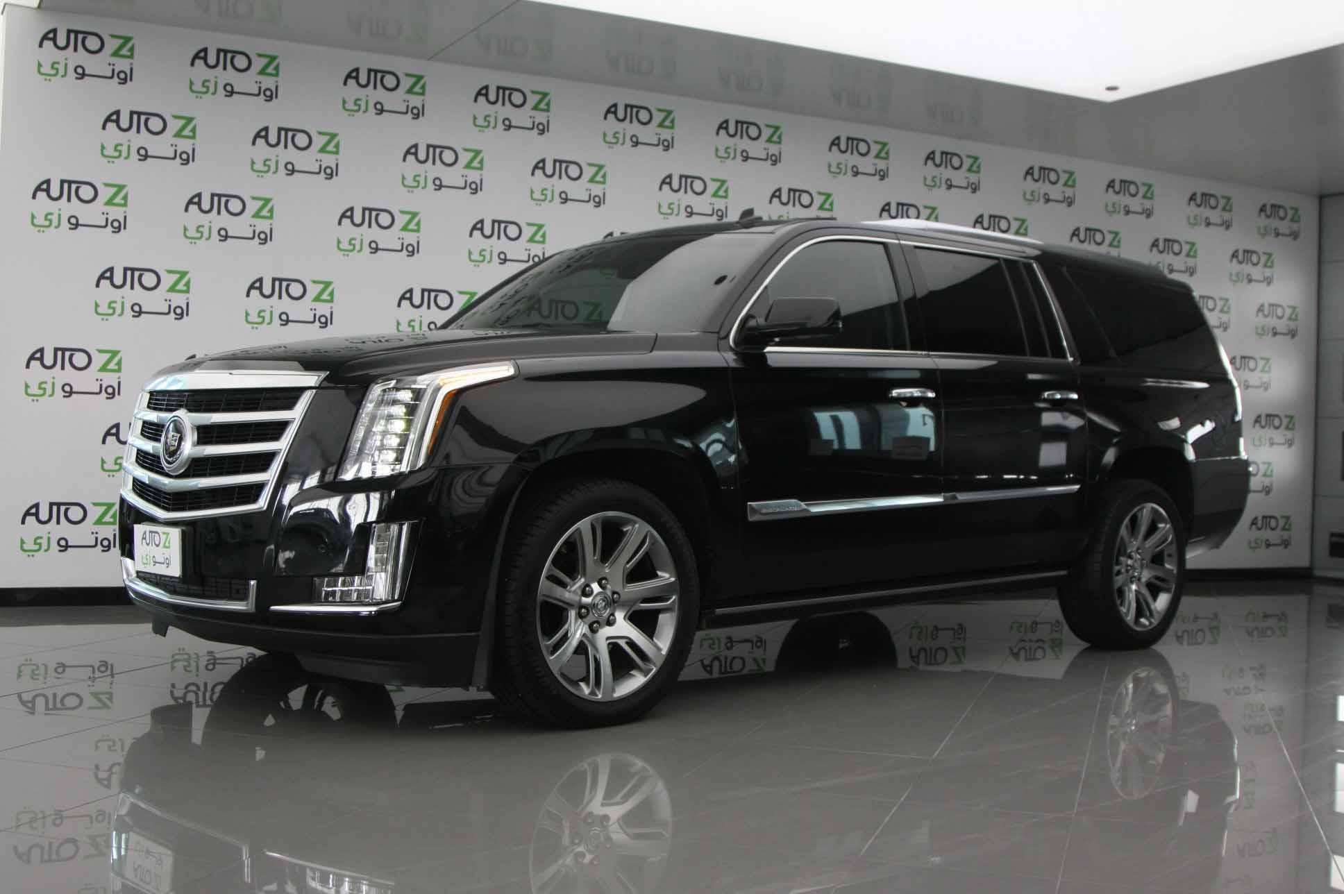 2015 Cadillac Escalade Esv Autoz Qatar Gmc