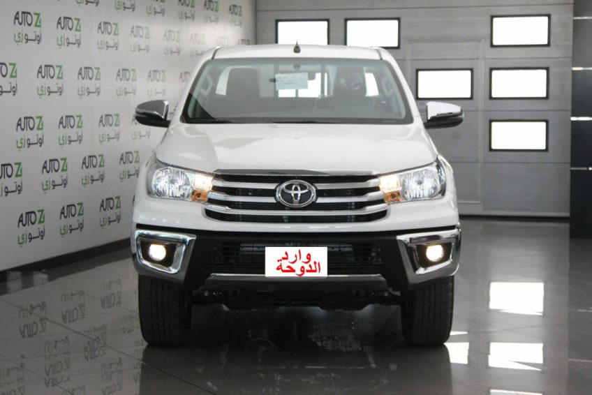 2019 Toyota Hilux Sr5 Autoz Qatar