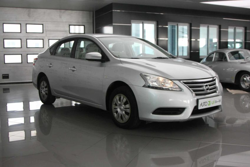 2014 Nissan Sentra - Manual • | Autoz Qatar