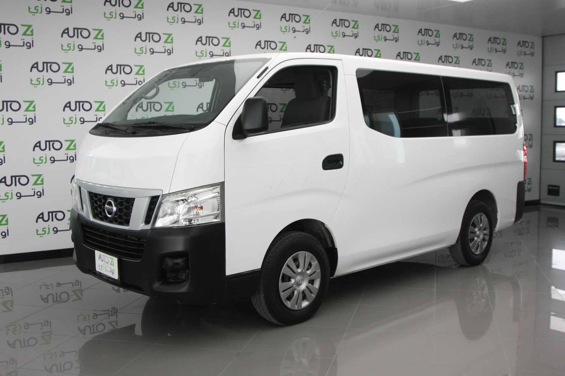 2015 Nissan Urvan