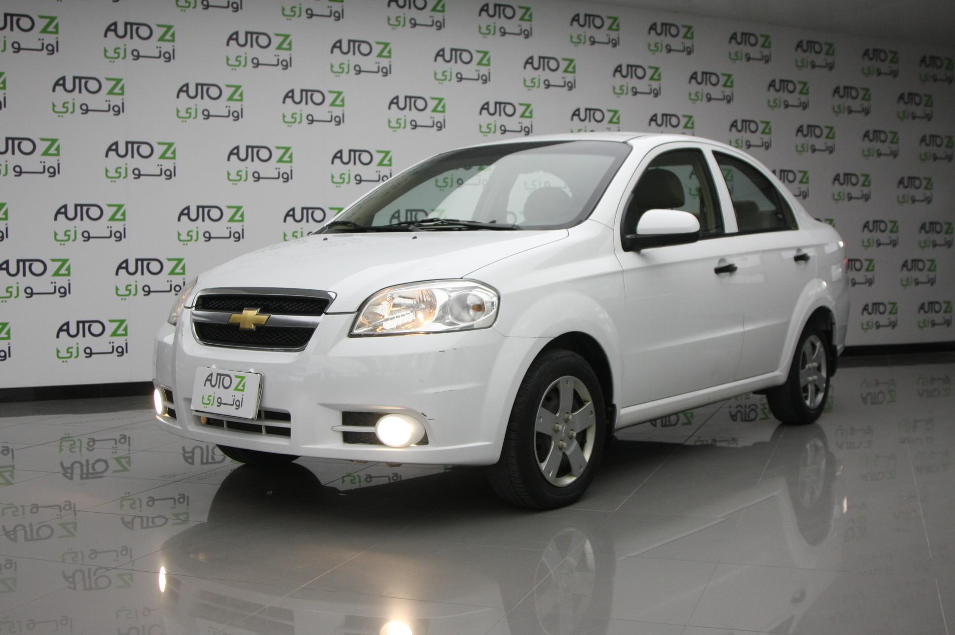 2016 Chevrolet Aveo LS
