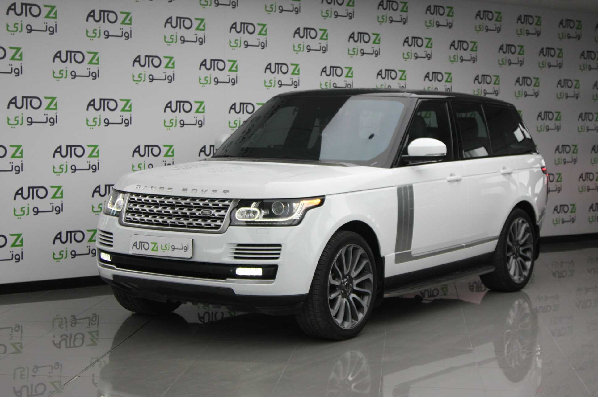 2014 Land Rover Range Rover Vogue Super Charged