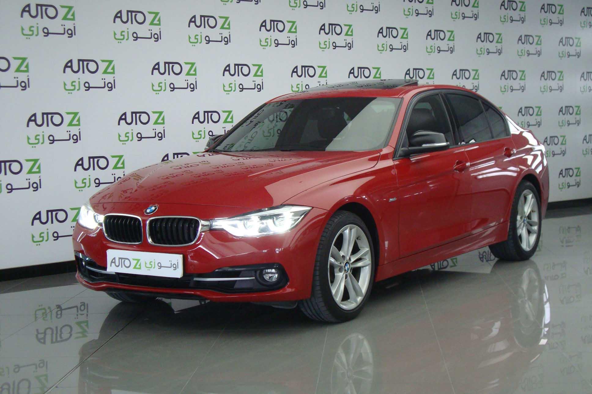 BMW 3-Series 330i 2016
