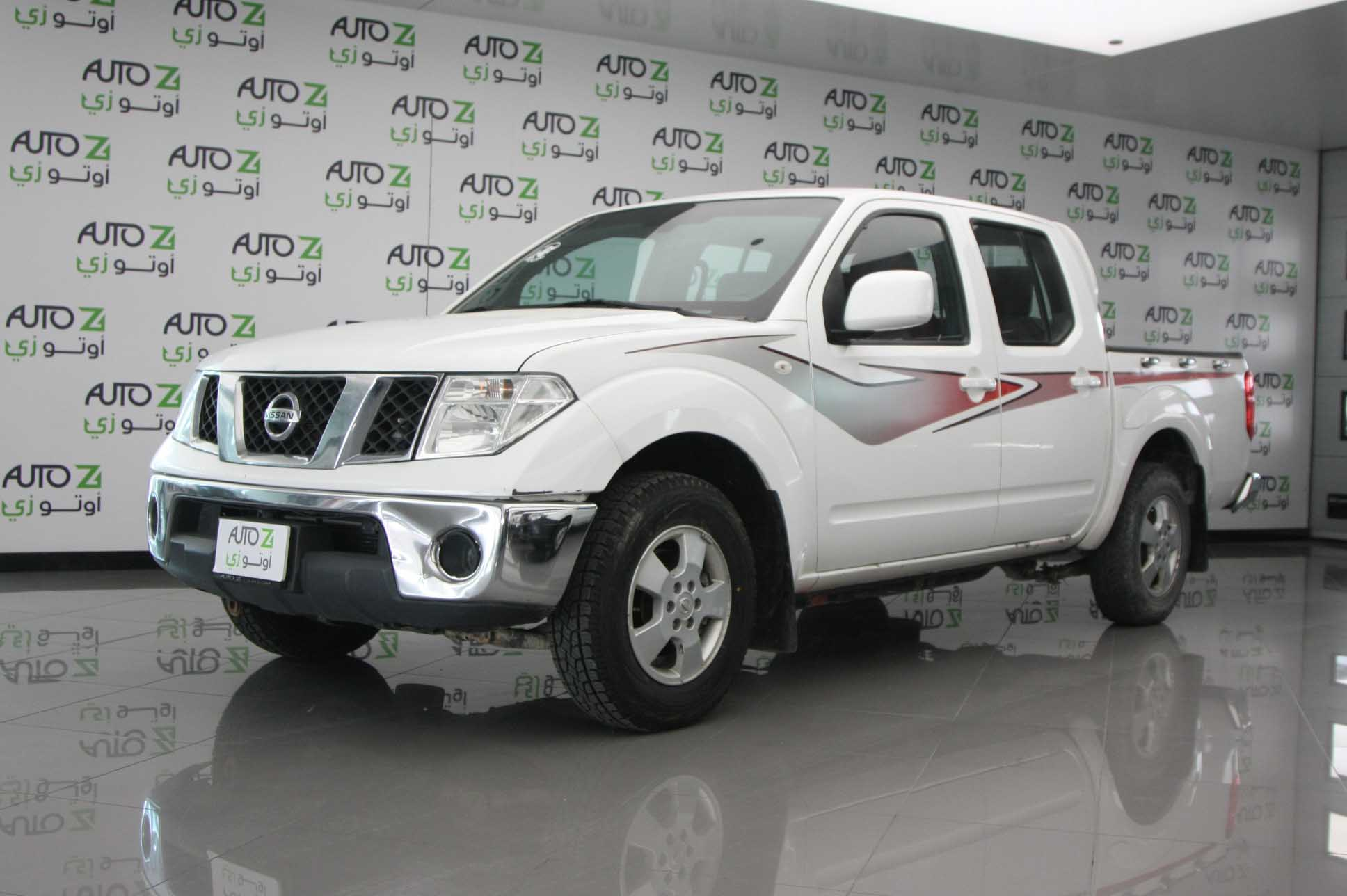 Nissan Navaro SE 2014 White –