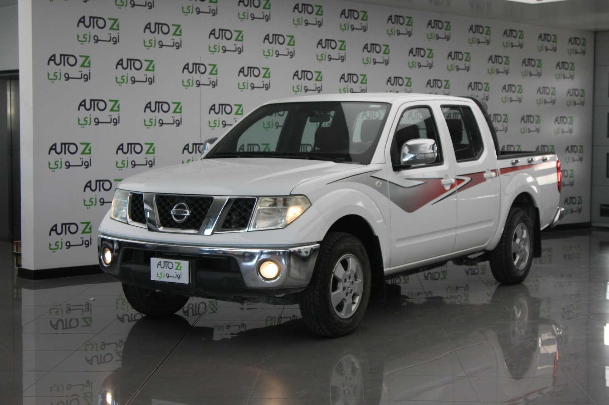 Nissan Navaro SE 2014 – White 2