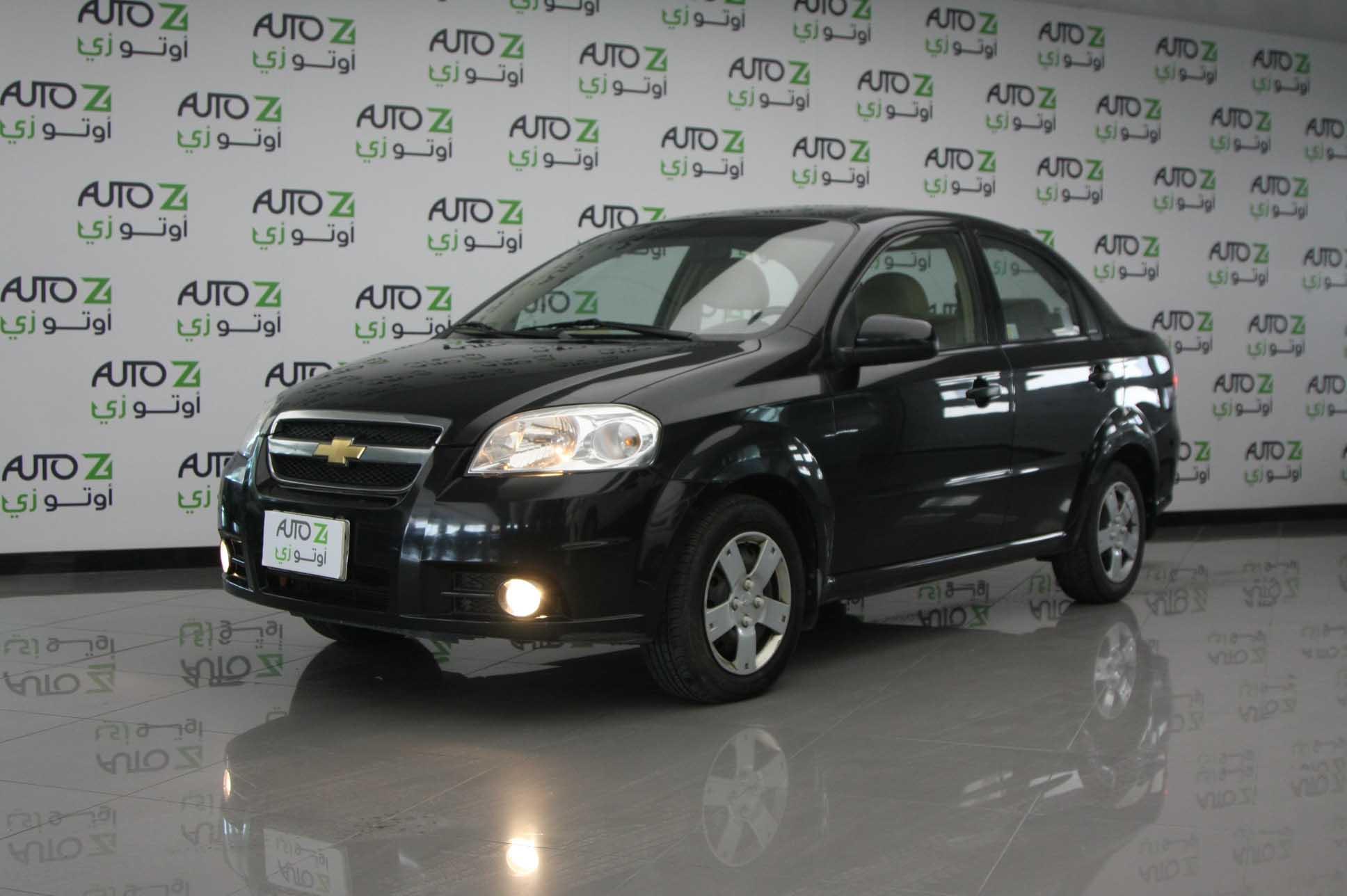 Chevrolet Aveo LS 2011 – Black