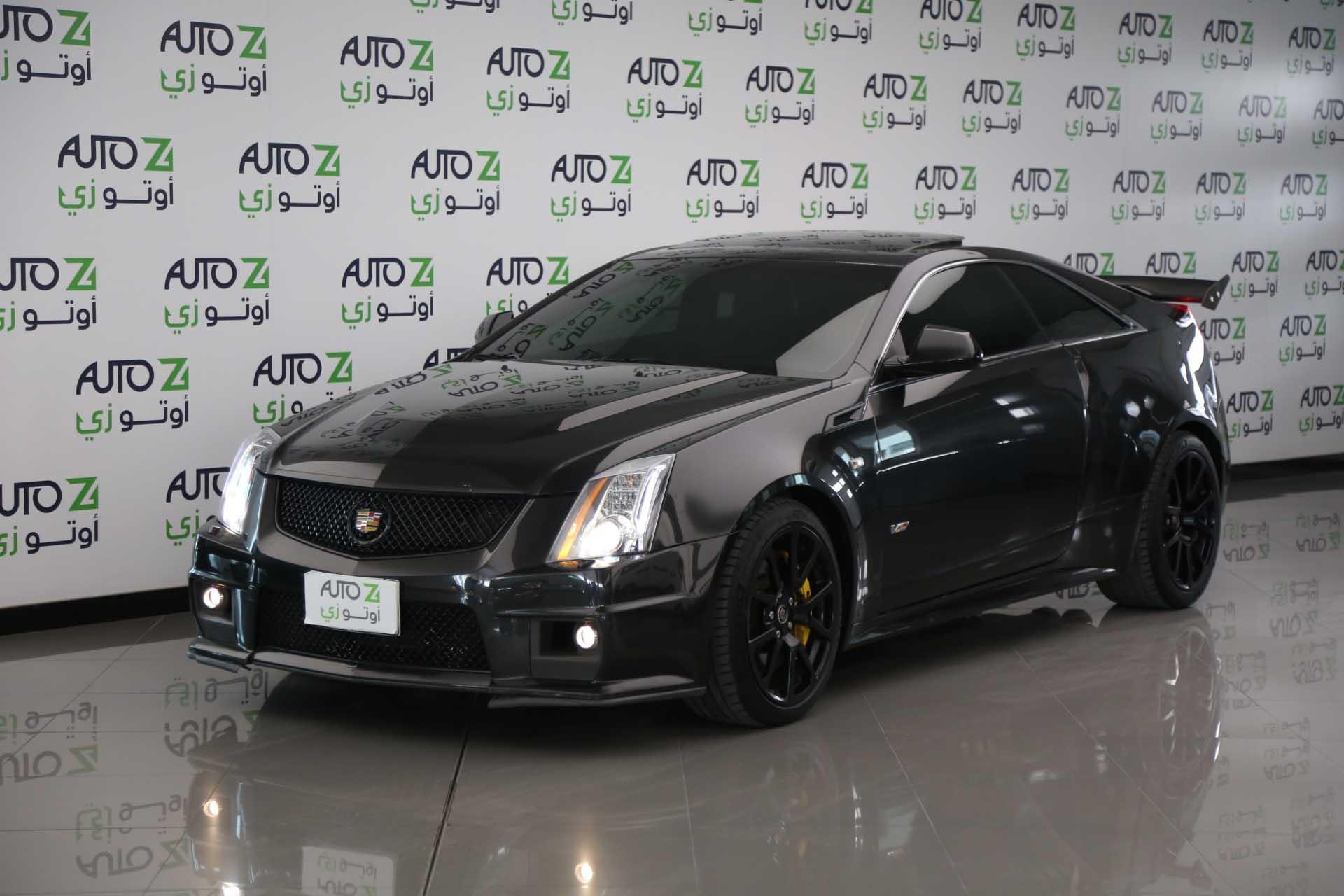 Cadillac CTS V-Supercharger 2012