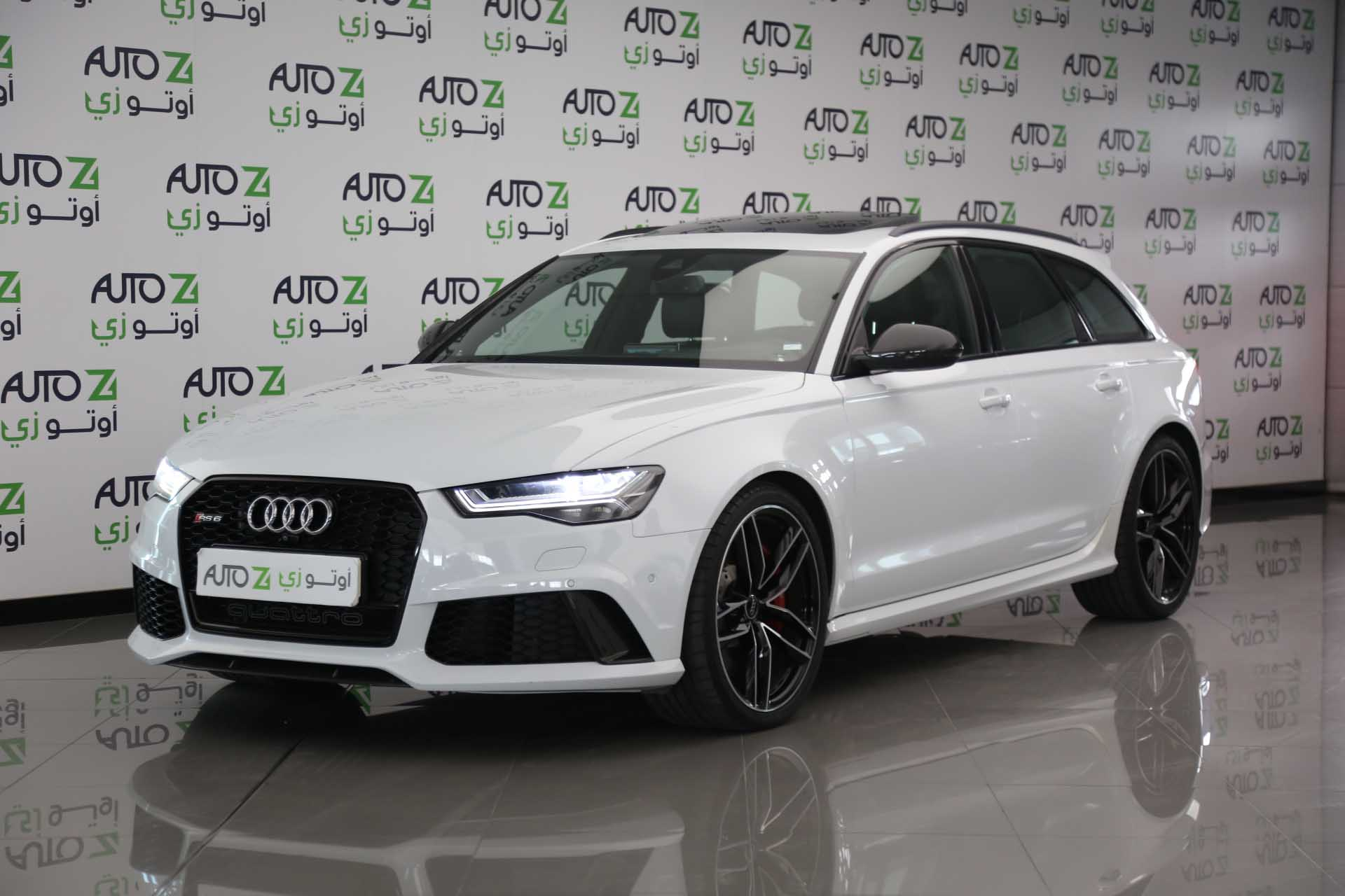 Audi RS 6 – 2018
