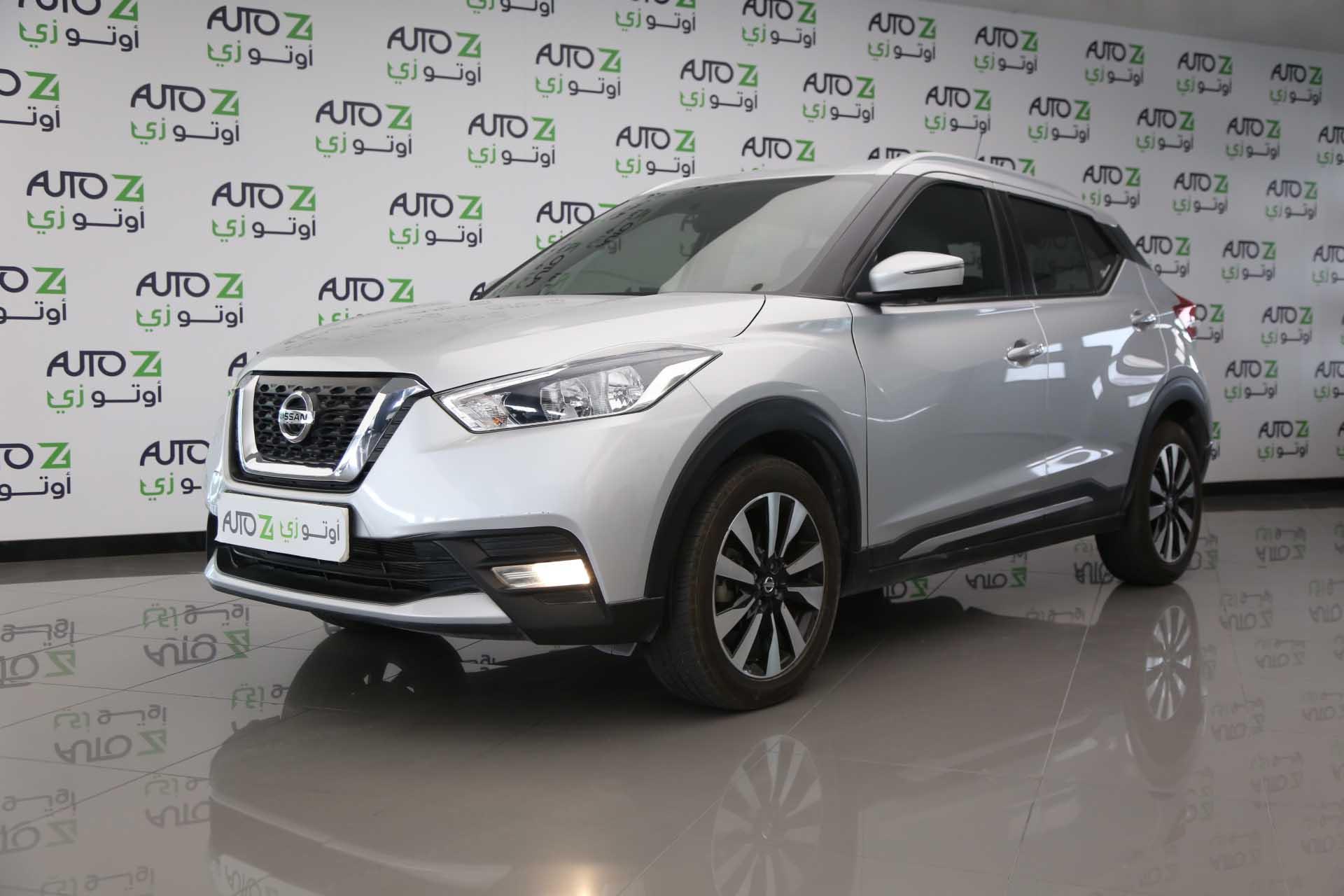 Nissan Kicks 2018 Silver 3