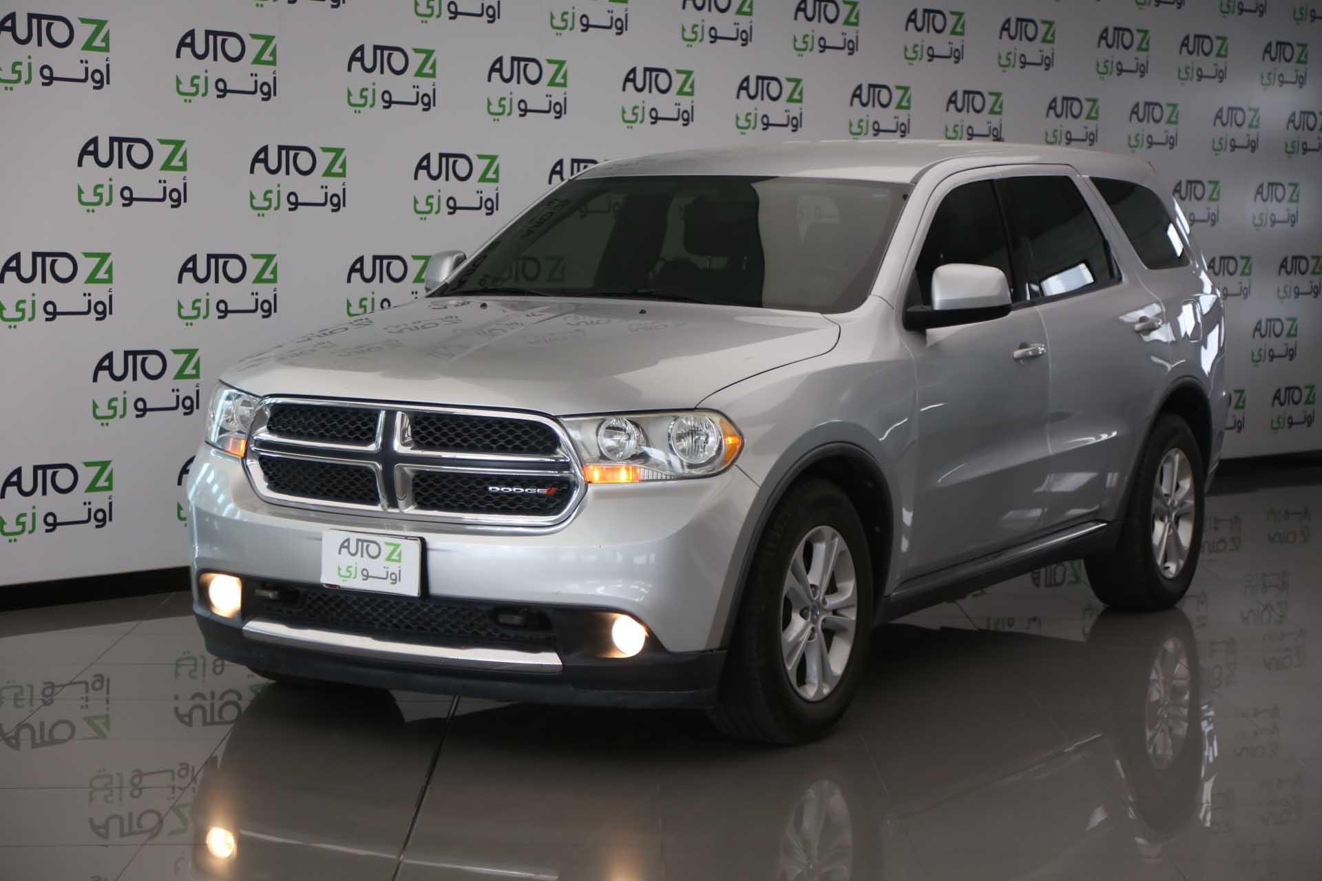 Dodge – Durango Silver 2011