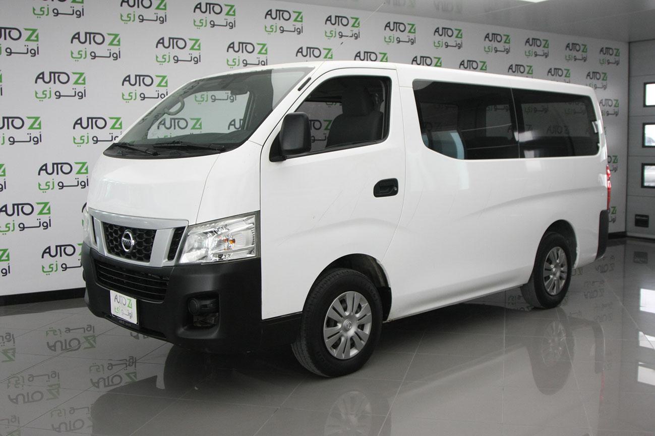 Nissan Urvan 2016 White 12