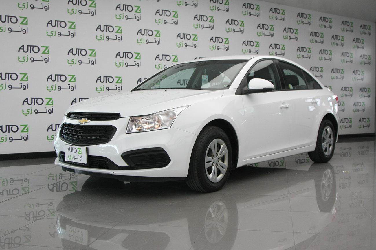 Chevrolet Cruze LS – 2014 White 9