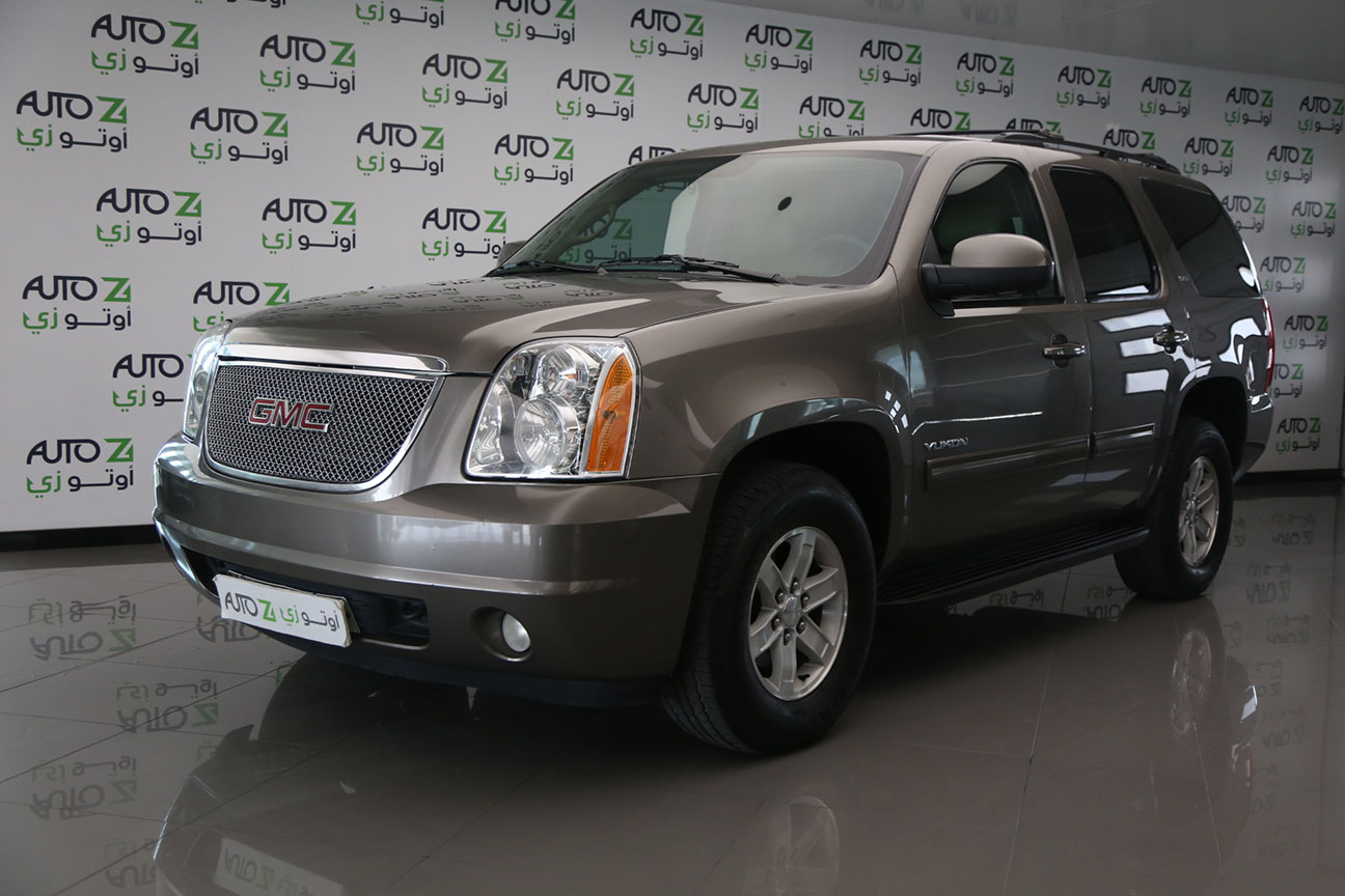 GMC Yukon SLT – 2013 Brown –