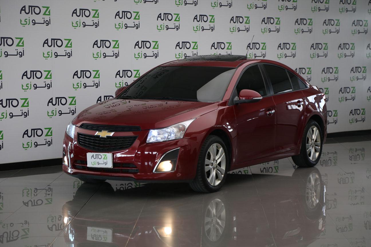 Chevrolet Cruze LT 2014 – Red