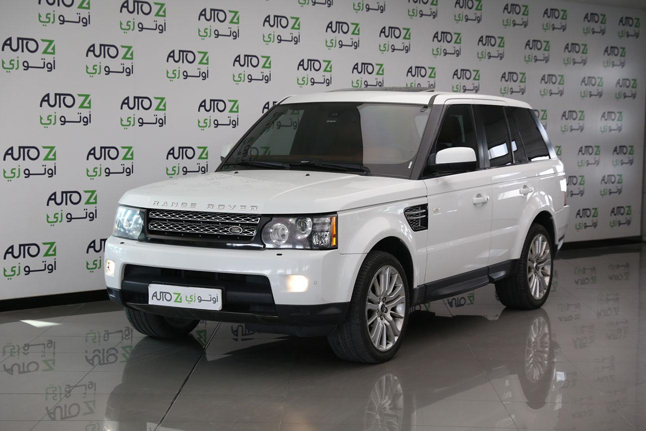 Rover Range Rover-HSE 2013
