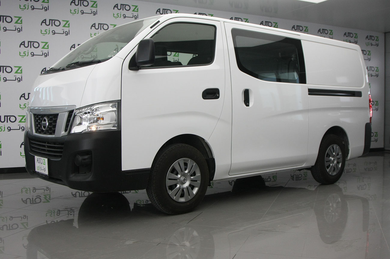 Nissan Urvan 6 Seaters – 2016