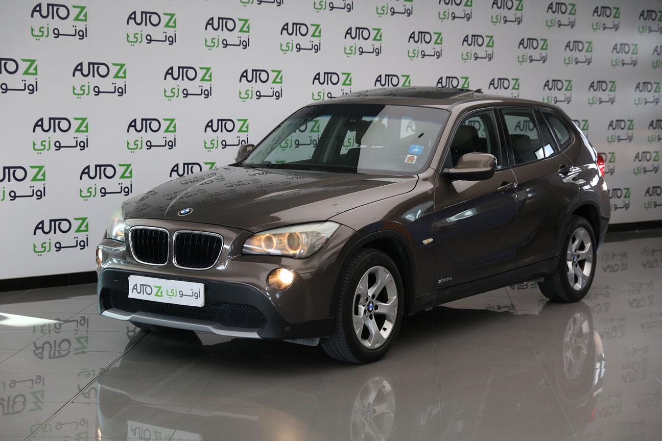 BMW X-Series 1 2011