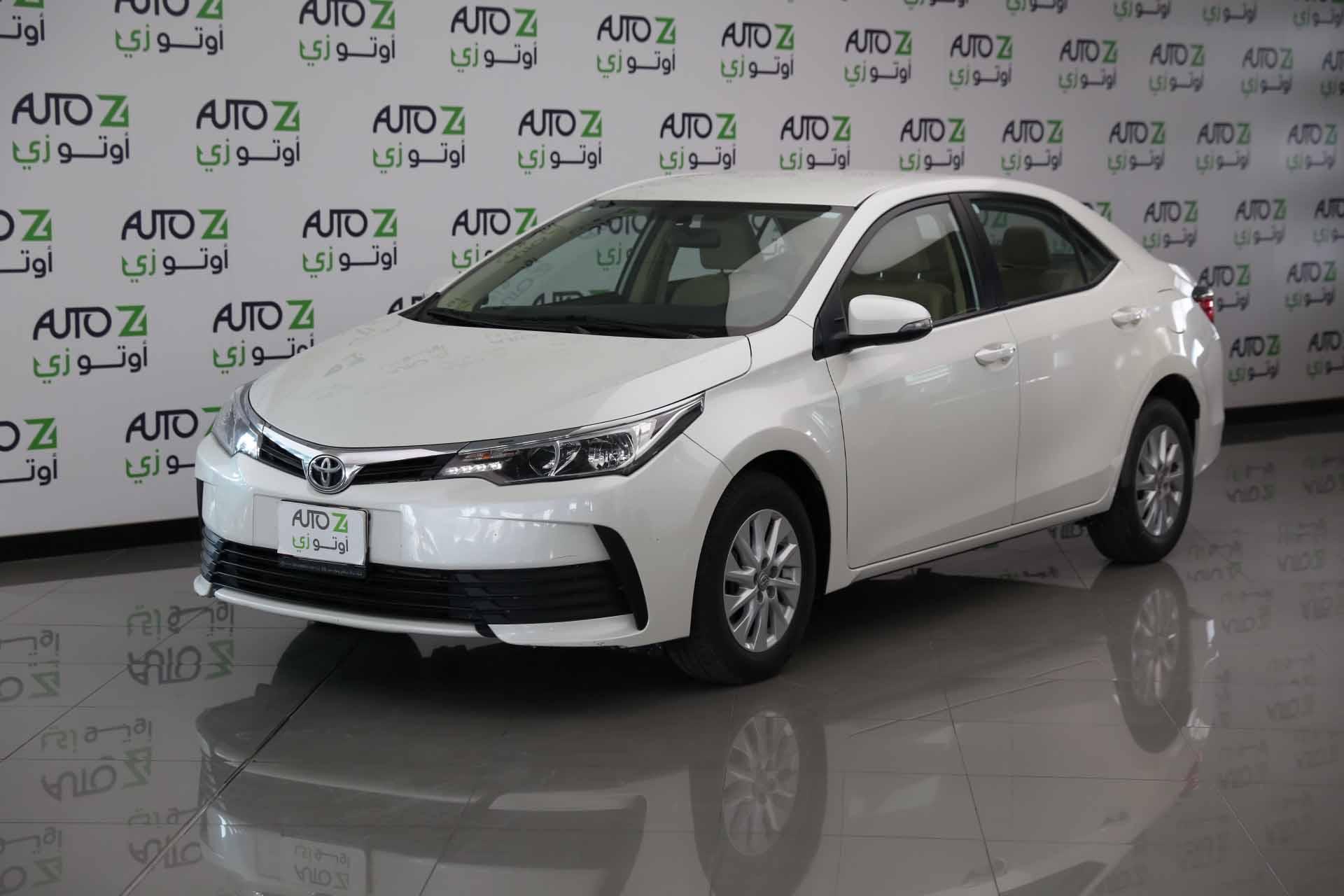Toyota Corolla XLI -2017