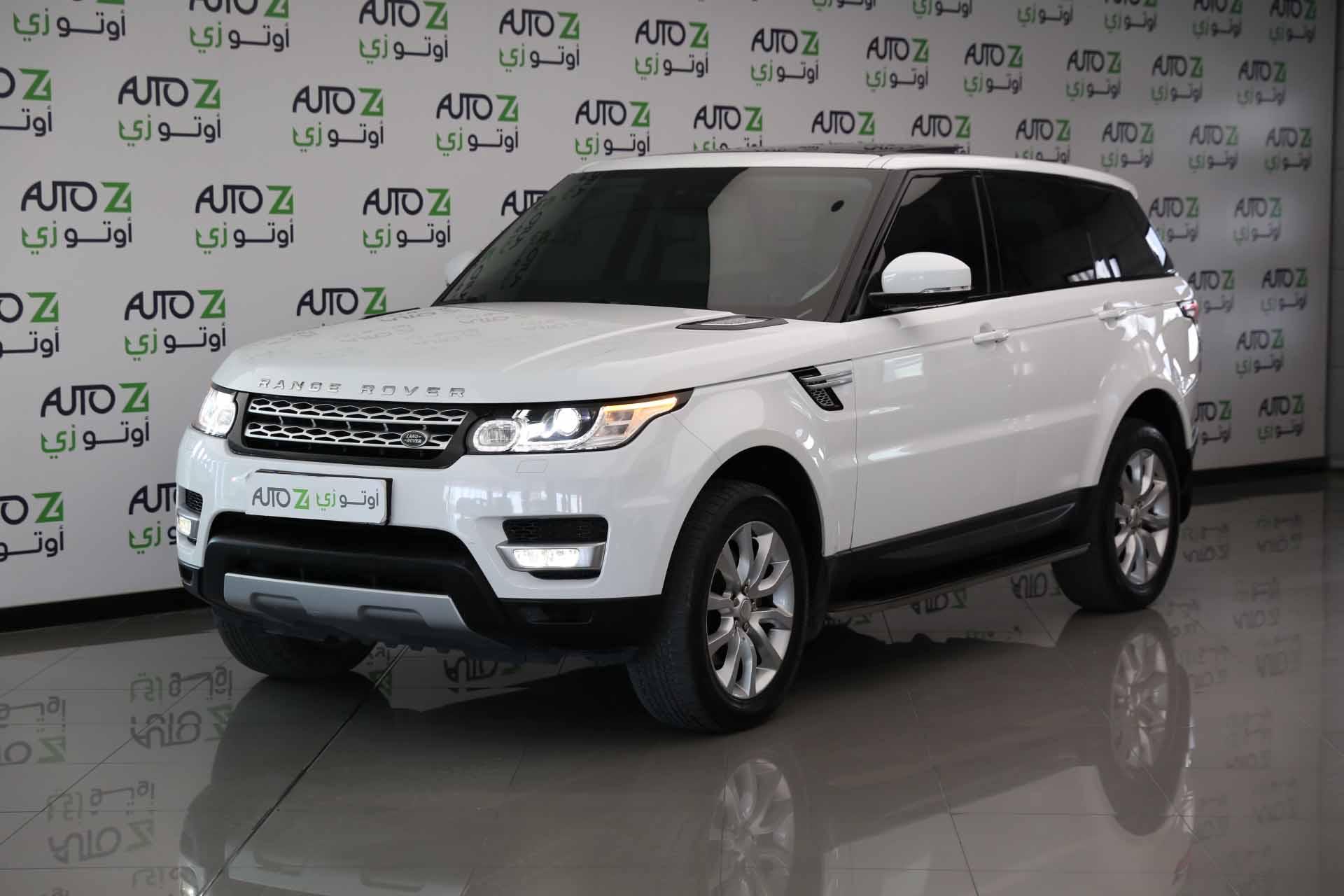 Range Rover Sport HSE—-2014