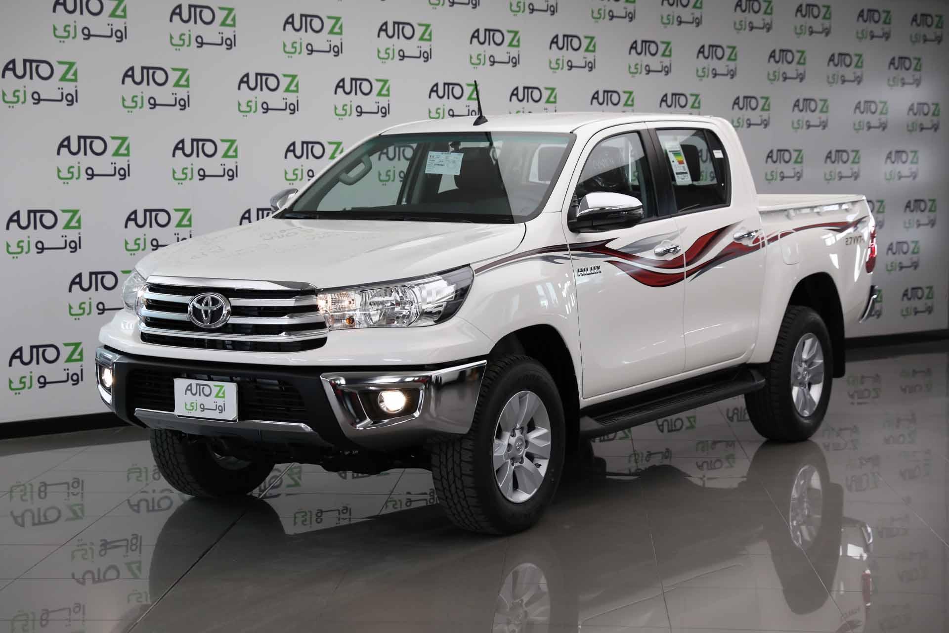 Toyota Hilux SR5 2020-